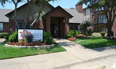 Building, Buena Vista Estates, 1