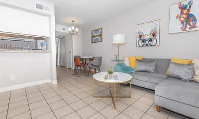 Living Room, Serena Park, 1