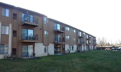 Building, Pine Aire Apartments, 0