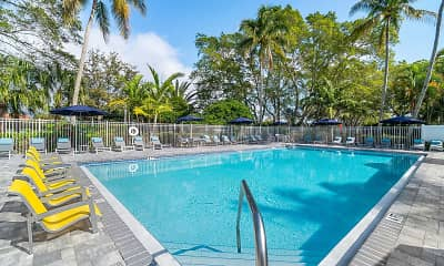 Pool, Boynton Place, 1