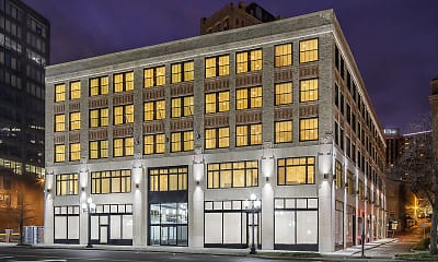 Building, The Arcade Building, 0