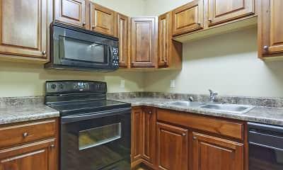 Kitchen, Prairie Springs Apartments, 0