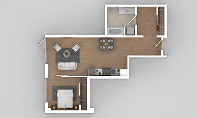 Dimension Apartments, 2