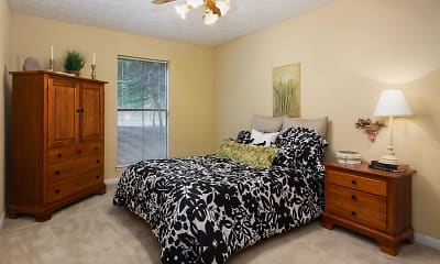Bedroom, Stratford Village, 2