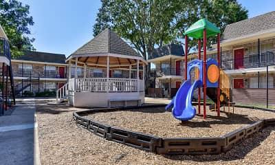 Playground, Tara Oaks, 1