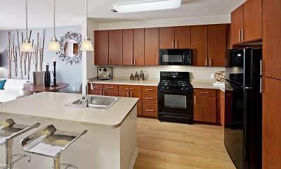 Kitchen, Avalon North Bergen, 1