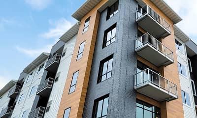 Building, First Street Lofts, 1