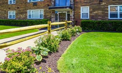 Landscaping, Brookline Gardens, 2