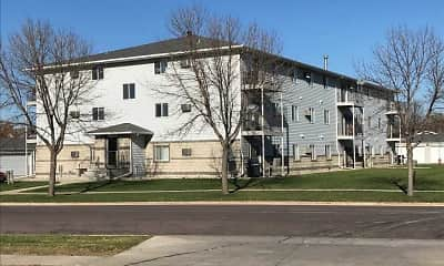 Building, CPM South Apartments and Townhomes, 1