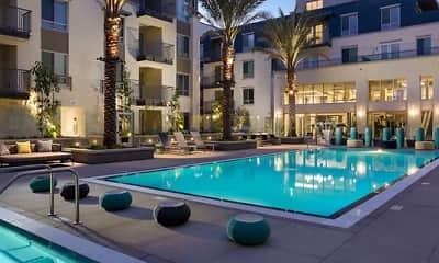 Pool, Avalon Huntington Beach, 0