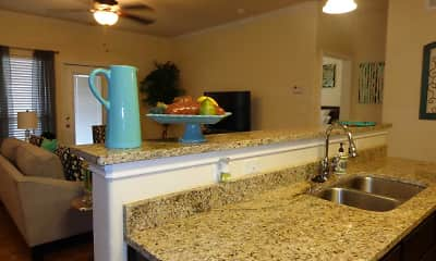Kitchen, La Joya Bay Resort, 2