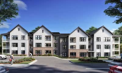 Building, Abberly Liberty Crossing Apartments, 0
