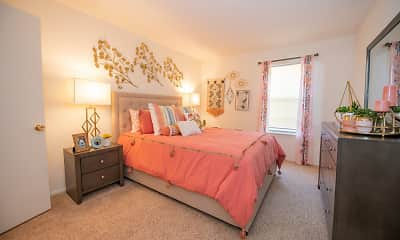 Bedroom, Riverpark At Kensington, 2