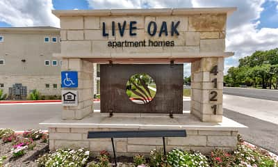 Live Oak Apartment Homes, 0