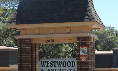 Community Signage, Westwood Apartments, 0
