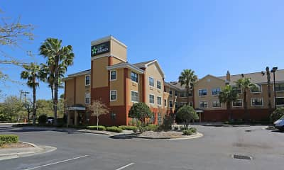 Building, Furnished Studio - Tampa - Airport - Spruce Street, 1