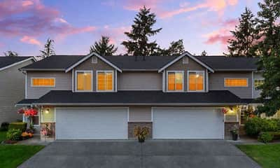 Building, Townhomes at Mountain View - Valley, 1