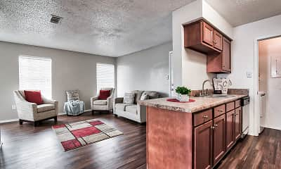 WillowBend Lake Apartment Homes, 1