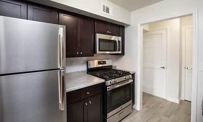 Kitchen, Durham Woods at Edison, 1