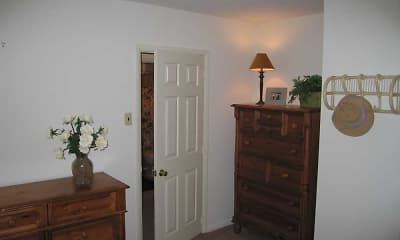 Bedroom, South Mountain Apartments, 2