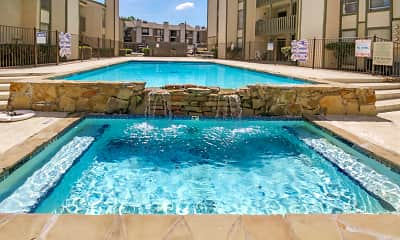 Pool, Foxglove, 0