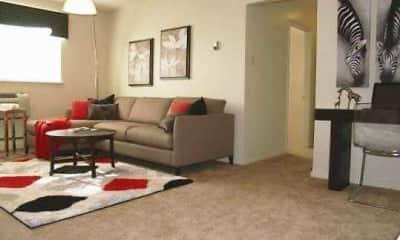 Living Room, Mount Penn Manor, 2