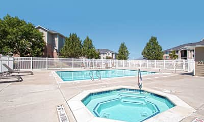 Pool, Haven Pointe Apartments, 0
