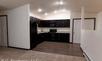 Kitchen, SCS Marshfield, 1