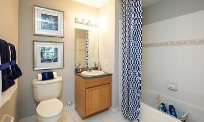 Bathroom, Woodbridge Hills, 2