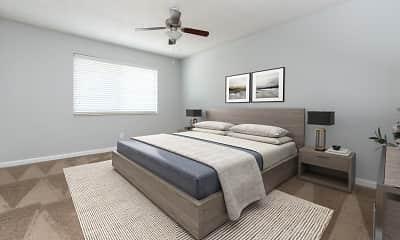 Bedroom, Estates at Rock Hill, 2