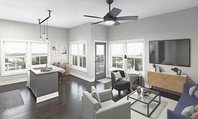 Living Room, The Beeker, 0