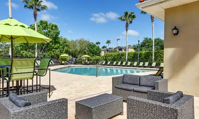 Pool, Oviedo Grove Apartments, 0