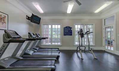 Fitness Weight Room, Lakeside at Town Center, 0