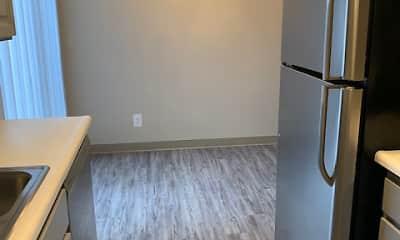 Kitchen, Torrey Ridge Apartments, 2