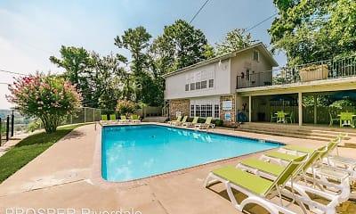 Pool, PROSPER Riverdale, 1