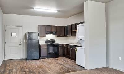 Kitchen, Carlstone, 1