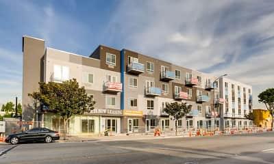 Building, 4252 Crenshaw, 0
