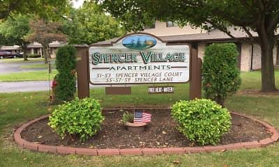 Spencer Village Apartments, 2
