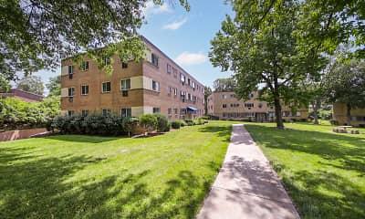 Building, Bel Aire Apartments, 0