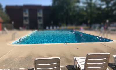 Pool, VIP Apartments, 2