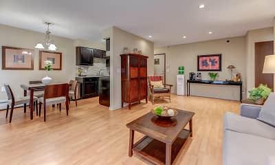 Living Room, Golden Valley Greenway, 0