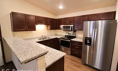 Kitchen, Village Estates, 0