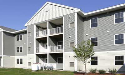 Building, Village At Clark Brook Apartments, 0