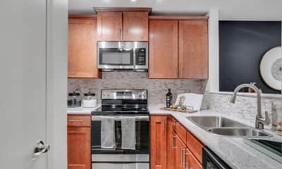 Kitchen, TGM Park Meadows, 1