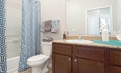 Bathroom, Tyler's Ridge at Sandhills, 2