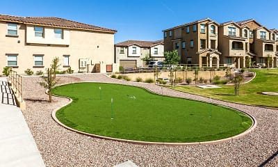 Golf, Luxury Townhomes at Park Tower, 1
