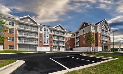 Building, Residences at Glenarden Hills (62+), 0