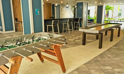 Recreation Area, Coda Apartments, 2