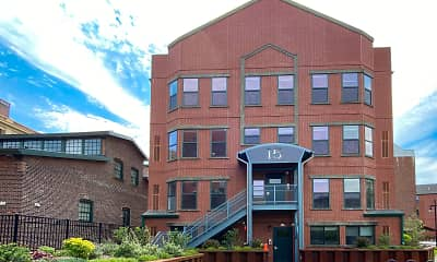 Building, Lafayette Affordable Housing Apartments, 1