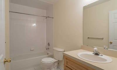 Bathroom, Kinnelon Ridge, 2